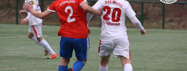 1. Herren: Die Eintracht kann es doch noch! – Heimsieg gegen RW Cuxhaven