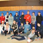 Die 2. U15 mit dem Team von dm – gerne wieder!
