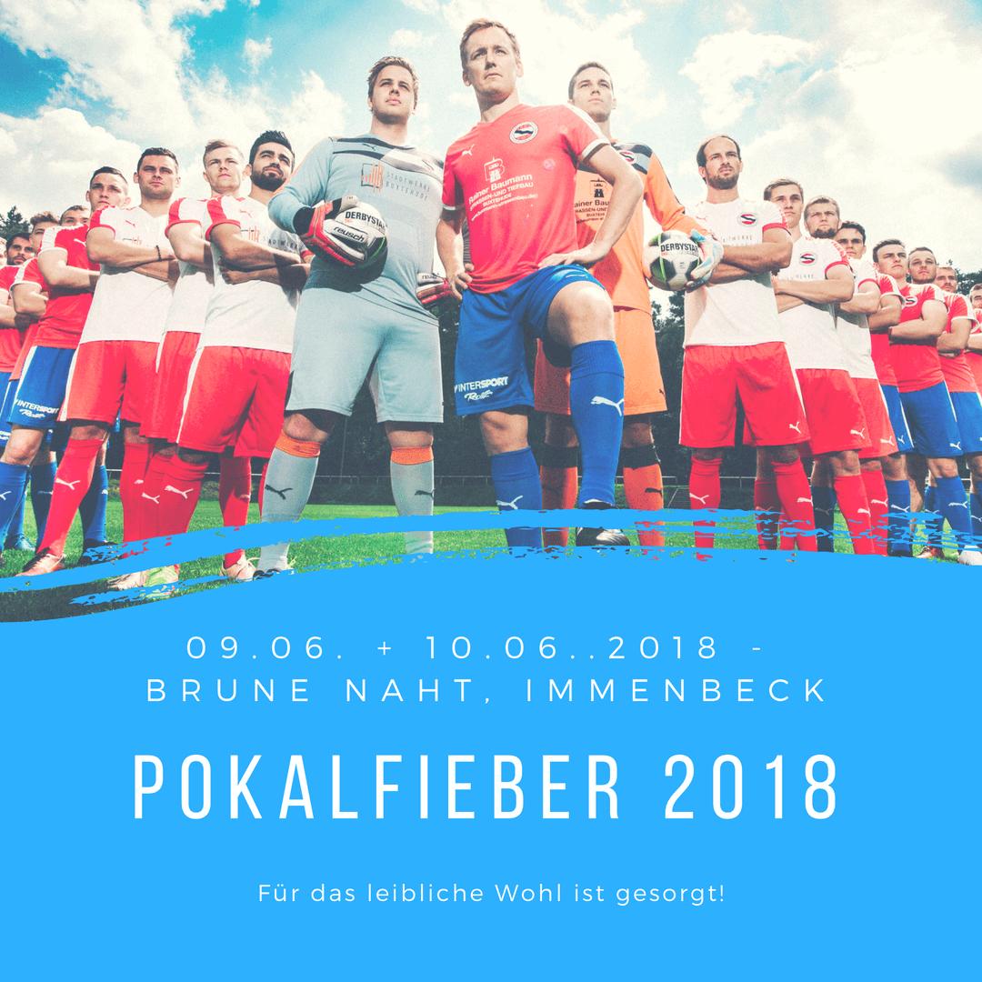 Kreispokalendspiele – 09. + 10.06.2018 in Immenbeck
