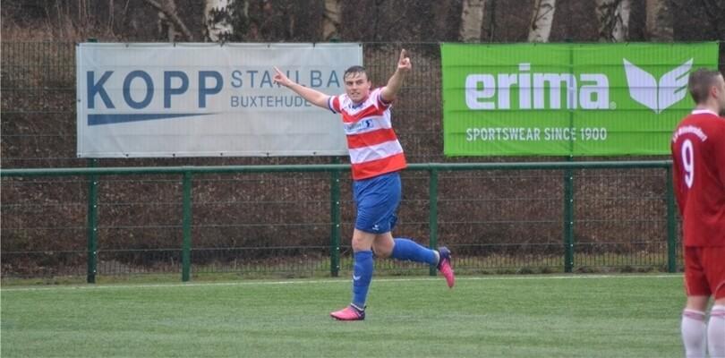 1. Herren: Eintracht Immenbeck unbeeindruckt vom Grube-Hattrick